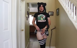 Goth Gamer Girl Next Door