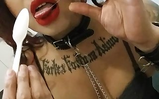 Tgirl Krysta Pre-Cum