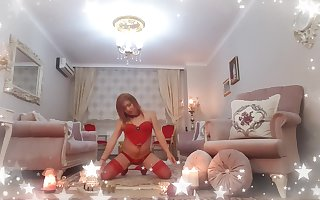 Turkish Shemale Travesti Buse Naz ARICAN - Merry Christmas